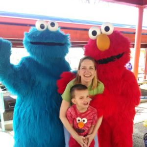 kevin and me sesame place