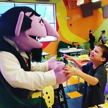 kevin and count von count