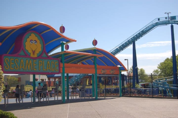 Sesame Place Travel Tips